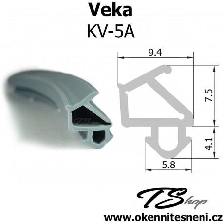 Okenni tesneni do oken VEKA S-1126A šedá