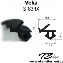 Okenni tesneni do oken VEKA S-834X