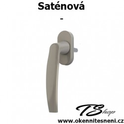 Okenni klika PLUTON Saténová